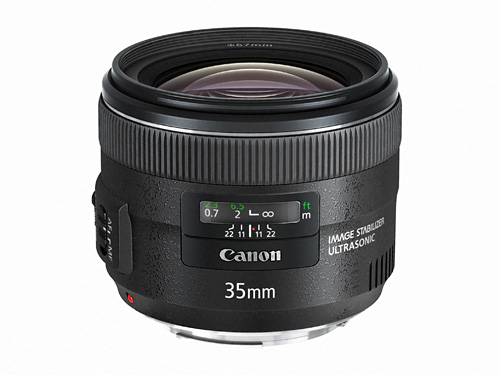 The EF 35mm f/2 IS USM is available now for S$1199.