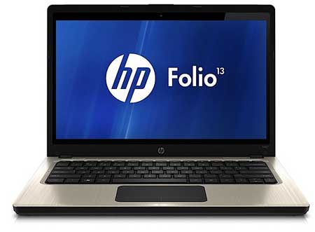 HP Folio 13 (Only available for pre-order, and stocks will be available from 20th December)