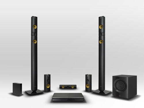 BH9430PW 9.1 speaker system