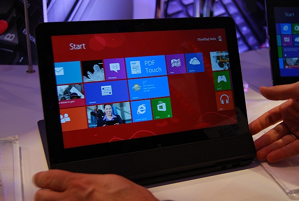 The Lenovo Helix isn't cheap but it looks set to be the best hybrid PC for business users.