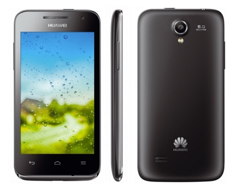 The Huawei Ascend G330 is one of the many affordable devices under the company.