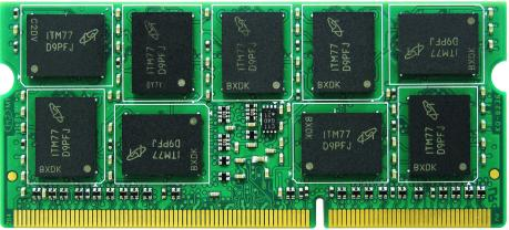 KINGMAX's new ECC DDR3 SO-DIMM memory module, designed for the growing micro server demand