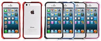 LUXA2 Alum Luxe iPhone 5 Aluminum Bumper