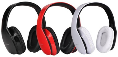 LUXA2 BT-400 Bluetooth Stereo NFC Headphones