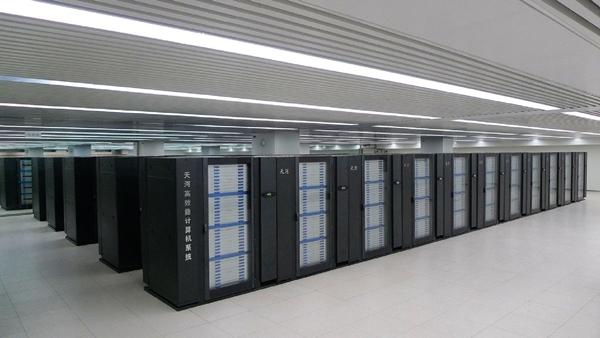 (Image Source: TianJin National Supercomputer Center)