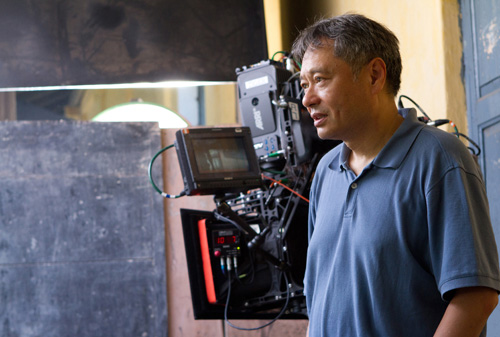 Academy Award-winning director, Ang Lee