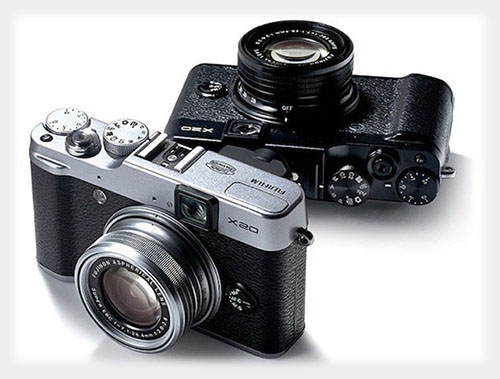Fujifilm X100S and X20 (Source: PetaPixel)