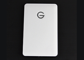 The G Technology G Drive Mobile USB