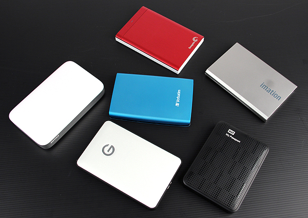 From the biggest names in storage such as Buffalo, Seagate and Western Digital, we have with us today six of the most recent 1TB USB 3.0 portable hard drives in the market for evaluation.