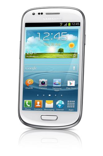 Samsung Galaxy S III Mini (Image Source: Samsung Electronics Philippines)