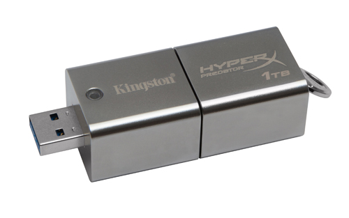 Kingston HyperX 1TB pen drive