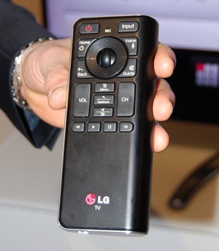 The new MAGIC QWERTY remote now has voice recognition support.