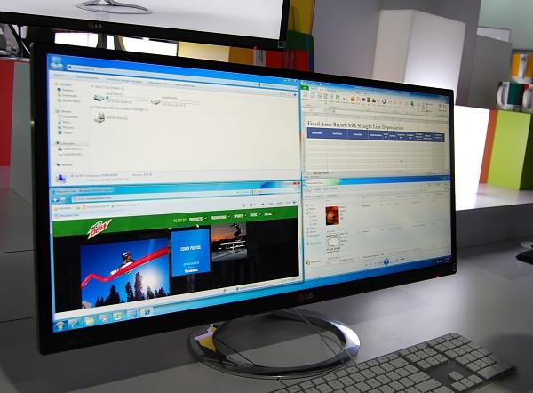 Lg Introduces Ultra Widescreen Monitor Hardwarezone Com Ph
