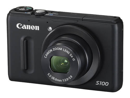 The Canon PowerShot S100 looks to be the ideal compact prosumer digital camera - find out if it made the cut over the following few pages.