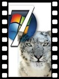 Side By Side With Windows 7 and Snow Leopard