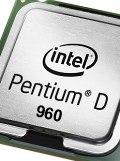 Intel Pentium D 960 Processor