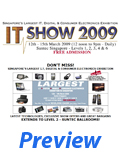 IT Show 2009 Preview - **Updated!**