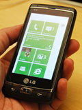 Microsoft Windows Phone 7 Hands-on Preview