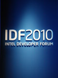 IDF Fall 2010 Day 3 - The Future According to Intel
