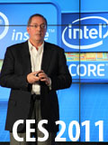 Intel at CES 2011: Sandy Bridge Launch