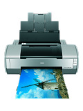 Epson Stylus Photo 1390 A3 Size Inkjet Color Printer