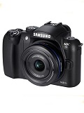 Samsung NX10 Hybrid Camera - A Small Winner
