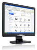 Philips 17S1SB LCD Monitor