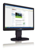 Philips 190BW9CB Widescreen LCD Monitor