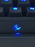 Ducky DK-9008 Shine Mechanical Keyboard - Glow in the Dark Duck