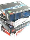 ATI Radeon X1950 PRO Shootout (AGP)