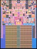 First Glimpse of Intel's 45nm Process Technology