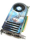 MSI NX8800GTS-T2D320E-HD-OC (GeForce 8800 GTS 320MB)