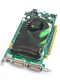 NVIDIA GeForce 8600 GTS 256MB (Reference Card)