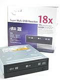 LG GSA-H62N Super Multi DVD Rewriter