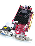 ATI Radeon HD 2400 XT 256MB (Reference Card)