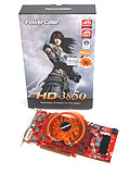 PowerColor Radeon HD 3850 Xtreme 512MB