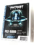 Patriot Extreme Performance PC3-15000 2GB Kit (DDR3-1866)