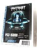 Patriot Extreme Performance PC3-15000 2GB Kit (DDR3-1866)