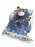 Gigabyte GV-NX88T512HP (GeForce 8800 GT 512MB, TurboForce Edition)