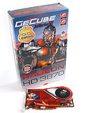 GeCube Radeon HD 3870 512MB (O.C. Edition)