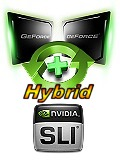 NVIDIA Announces Hybrid SLI Technology
