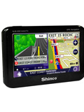 First Looks: Shinco SLIM-4390 Instant Fix GPS Device