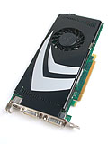 NVIDIA GeForce 9600 GT 512MB (Reference Card)