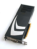 NVIDIA GeForce 9800 GX2 1GB (Reference Card)