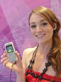 CommunicAsia 2008 - The Sony Ericsson Flight