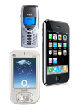 A Call from the Past - 10 Years of Mobile Phone Development