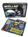 ASRock P43R1600Twins-WiFi