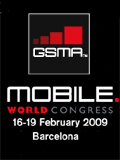 Mobile World Congress 2009 - Showfloor Coverage Part 1