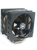 Cooler Master V6GT CPU Cooler - Six for the Road
