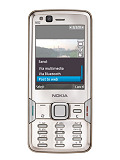First Looks: Nokia N82